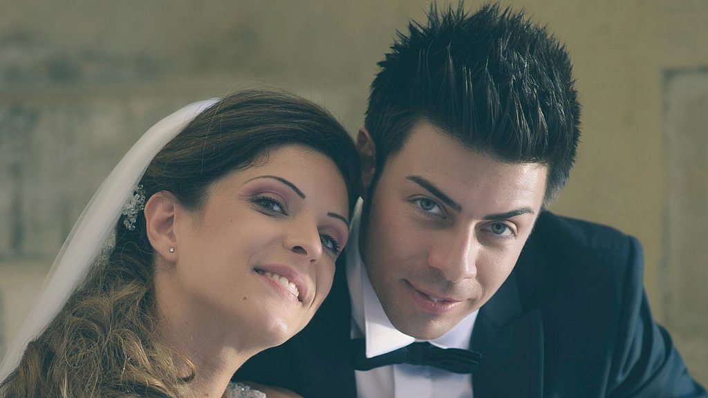 Stefano e Donatella slow motion
